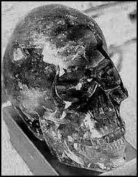 Le crâne E.T.