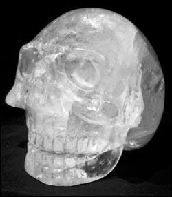 Le crâne de cristal de Sha-na-ra