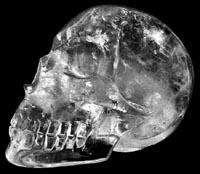 Le crâne de cristal de Synergie