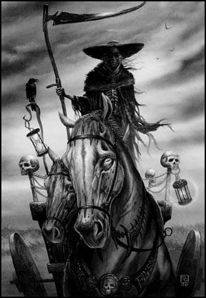 Merlin l'enchanteur (gravure)
