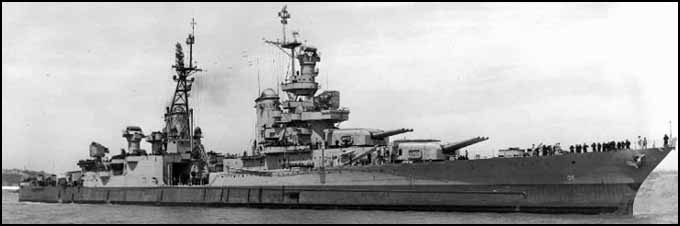 The USS. Indianapolis