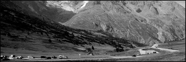 La route de Lautaret