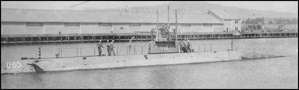 Le fantôme du U-65