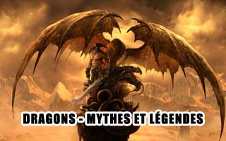 Mythes et légendes de dragons