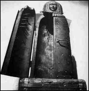 Hervorragend La vierge de fer - Un terrible instrument de torture - Iron Maiden QY14