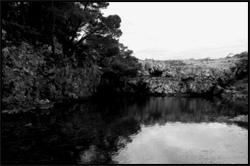 Les cavernes de Lokrum