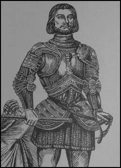 Gilles de Rais, mieux connu sous le nom de Barbe Bleue