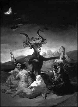 L`HISTOIRE DE LA MAGIE ET DE LA SORCELLERIE... Sorcellerie